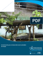 Un horizonte para el desarrollo rural sostenible de Guapi