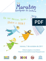 Flyer 6to Maraton Lectura