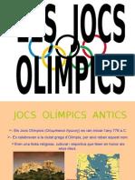 Jocs Olímpics amb musica