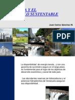 Energía, Cambio Climático y Desarrollo Sustentable, por Juan Carlos Sánchez