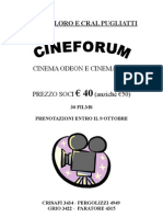 Cineforum Odeon -Iris STAGIONE 2006