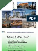 Edificios Verdes o Edificios Responsables, por Johann Gathmann