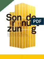 SONDERNUTZUNG - ein transdisziplinäres Kunst- und Wissenschaftsprojekt