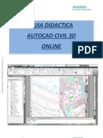 Curso AutoCad Civil 3D Iniciacion Guia Didactica