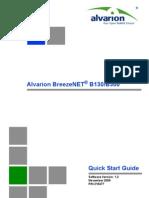 BNB 130 300 Quick Start Guide