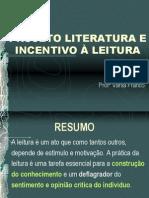 APRESENTAÇAO_VANIA_2011_PROJETO LITERATURA E