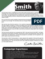 Cat Smith Manifesto