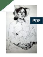 """El dibujo de desnudo de los """"Grandes Maestros"""" de la pintura"""