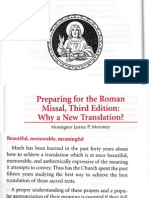 Preparing for The New Roman Missal, 3rd Edition.English