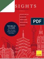 worldclasscities 2011 Savilles