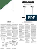 Scale Manual
