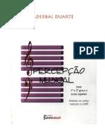 Aderbal Duarte - Percepção Musical