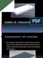 Examen de simulación
