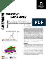 Chemo Metrics Lab