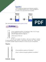 Medidas de líquidos