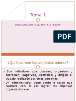 ADMINISTRACION TEMAS