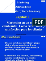 1-Marketing en El Mundo Cambiante Como Crear Valor y Satisfaccion Para Los Clientes
