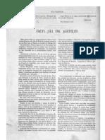 Revista El Pelotari - Año I, Número I (05-10-1893)