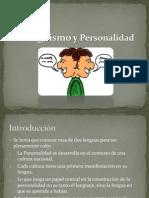 Bilingüismo y Personalidad