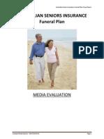 Australian Seniors Insurance Media Evaluation