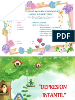 DIAPOSITIVAS-DEPRESION INFANTIL