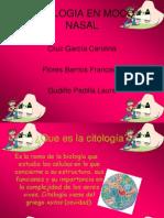 2.- Citologia en Moco Nasal