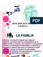 Descripcion de La Familia - Copia