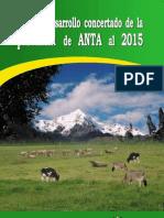 Plan de Desarrollo de Anta Al 2015 FINAL