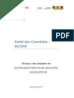 Manual Completo Para Entidades Privadas Sem Fins Lucrativos