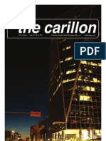 The Carillon - Vol. 54, Issue 6