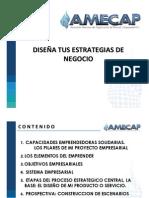 Diseña tus estrategias de negocio 2 - Diana Vitte - AMECAP