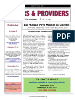 Payers & Providers National Edition September 2011