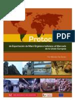 Protocolo de exportacion