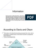 Ppt of Data and Information in Ethics and Values