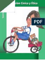 Libro Del Alumno 5o Form Civ y Et Primaria RIEB 2011