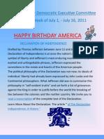 July Weekly Udate Flyer (B)