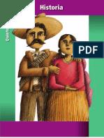 Libro Del Alumno 5o Hist Primaria RIEB 2011