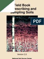 FieldBookVer2Describing and Sampling Soils228pp