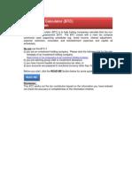 Basic Tax Calculator 2010