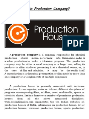WORKING OF AN AD PRODUCTION HOUSE | Filmmaking | Television