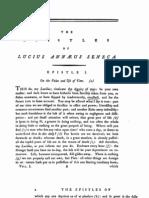 Seneca Letters Stoic Pdf