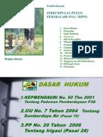 PEMBERDAYAAN P3A