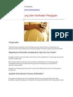 Maklumat kesihatan untuk ibu mengandung