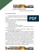 Microsoft Word - Apostila-  Patrimônio Cultural