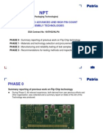 1232446224711 Investigation of Flip Chip Assembly Technologies