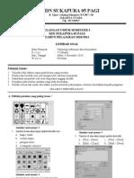 Soal UUS 1 Kelas 6 (1011)