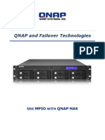 How to Connect to iSCSI Targets on QNAP NAS Using MPIO on Windows 2008