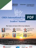 568-OSEA2010 Conference Brochure