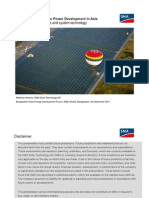 Matthias Hermes - The Role of PV Inverters and System Technology