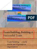 Team Building, Building a Successful Team